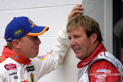 Ricky Craven y Sterling Marlin