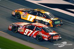 Kurt Busch y Matt Kenseth