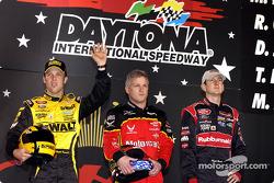Presentación de pilotos: Matt Kenseth, Ricky Rudd y Kurt Busch