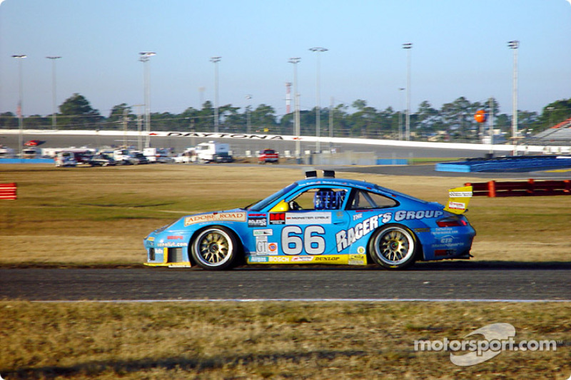 2003: #66 The Racers Group, Porsche GT3 RS