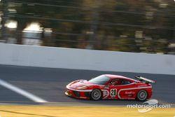 JMB Racing USA Team Ferrari Ferrari 360GT : Augusto Farfus, Max Papis, Andrea Garbagnati, Emmanuel C