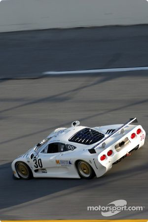 Rollcentre Racing Mosler MT900R : Martin Short, John Burton, Tom Herridge, David Shep