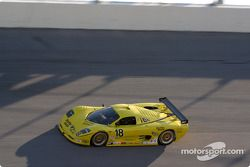 #18 Boston Motorsports Group Mosler MT900R: Ken Stiver, Scott Deware, Don Bell, Jeff Kline