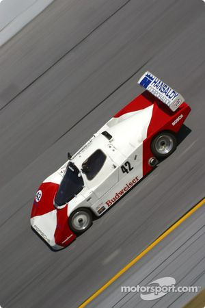 #42 1985 Porsche Fabcar: John Higgins