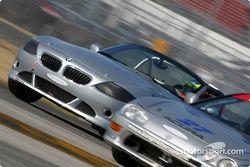 #12 TC Kline Racing BMW Z4: Donald Salama, Steve Pfeffer et #27 Bill Fenton Motorsports Acura Integra LS: William Fenton, Bob Beede, Mike Liebl