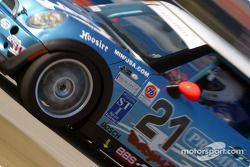 Nuzzo Motorsports Mini Cooper S : Michael Bavaro, Eugene McGillycuddy, Shane Lewis
