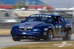 #37 JBS Motorsports Mustang Cobra R: Jimmy Seafuse, Bret Seafuse