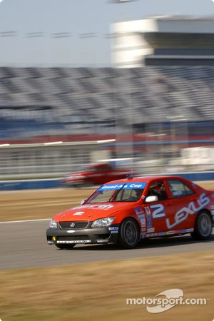 Team Lexus Lexus IS300 : Ian James, Troy Hanson