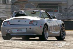 #12 TC Kline Racing BMW Z4: Donald Salama, Steve Pfeffer