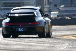 #16 Zoom Motorsports Porsche 996: Darren Law, Mike McCalmont