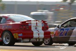Frederick Motorsports Mustang Cobra R : David Brown, Andrew Kopperl et Bill Fenton Motorsports Acura