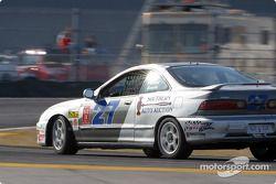 Bill Fenton Motorsports Acura Integra LS : William Fenton, Bob Beede, Mike Liebl