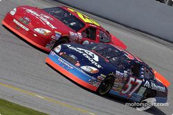 Bobby Hamilton Jr. and Jason Keller