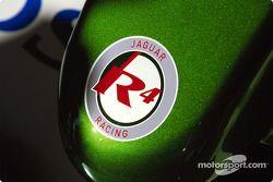 Cono de nariz del Jaguar R4
