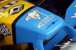 Nariz de cono del Renault