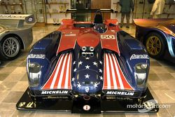 The Panoz American Le Mans Series car