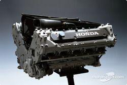 El motor del Honda RA003E