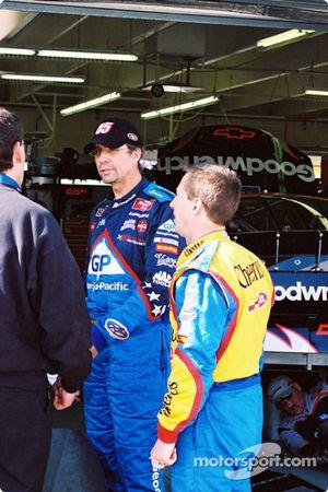 Kyle Petty y John Andretti