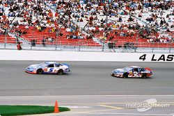 Brian Vickers y Ron Hornaday