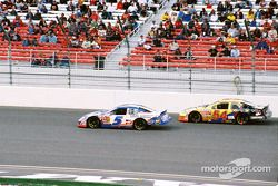 Brian Vickers and Hermie Sadler