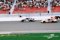 Michael Waltrip and Bruce Bechtel