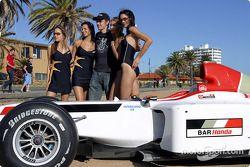 Jenson Button ya está bien integrado a BAR