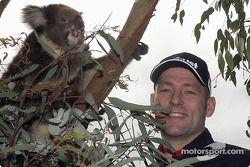 Un feliz koala y un feliz Jos