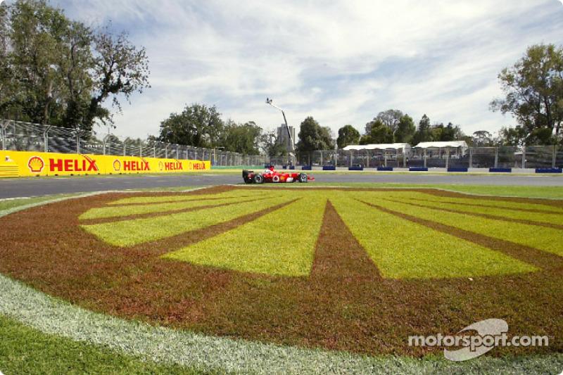 51. Australia 2003, Ferrari F2002