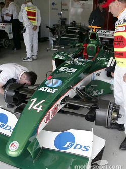 Garage Jaguar