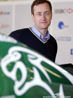 Tony Parnell, Jaguar Racing