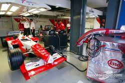 Garage Toyota