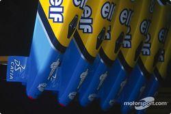 calandre de la Renault F1