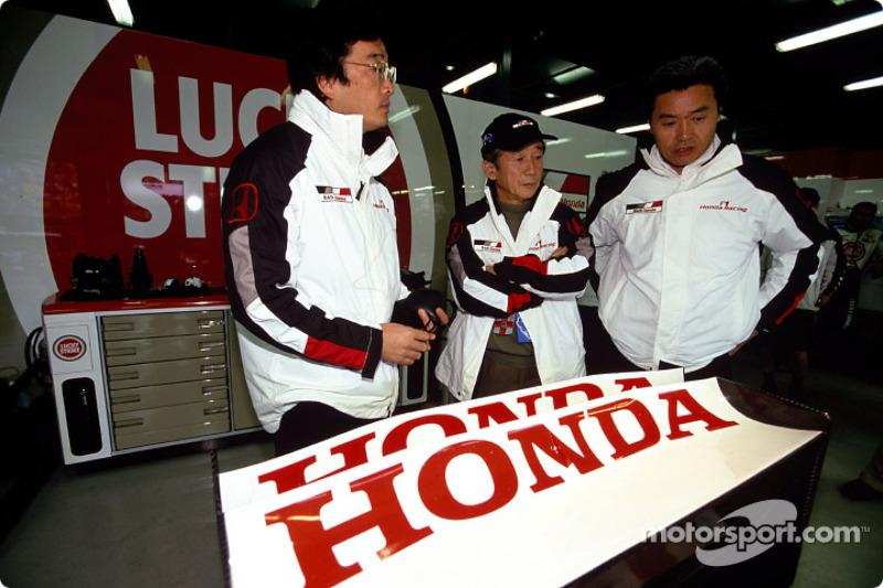 Ingenieros de Honda