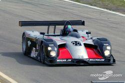 The new JML Team Panoz made its debut at Sebring