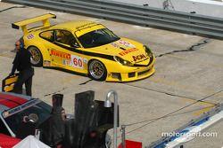 #60 P.K. Sport Porsche 911 GT3 RS: Piers Masarati, David Warnock, Robin Liddell