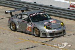 #42 Orbit Racing Porsche 911 GT3 RS: J.A. Policastro Jr., Joseph Policastro Sr.