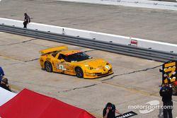 #3 Corvette Racing Chevrolet Corvette C5-R: Ron Fellows, Johnny O'Connell, Franck Freon