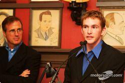 Danny Sullivan and Scott Speed
