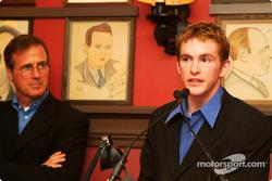 Danny Sullivan y Scott Speed