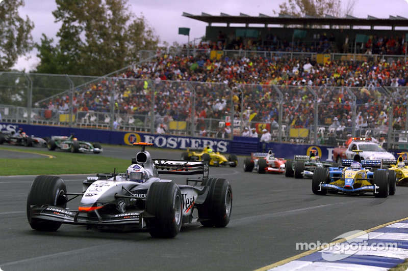 2003 David Coulthard, McLaren