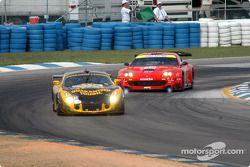 #41 TVR Cars TVR: Richard Stanton, Richard May, Rob Barff
