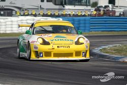 #07 Yukos Motorsport Porsche 911 GT3 RS: Nikolay Fomenko, Alexey Vassiliev, Walter Lechner Jr.