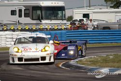 #03 Hyper Sport Porsche 911 GT3 RS: Rick Skelton, Brad Nyberg, Joe Foster