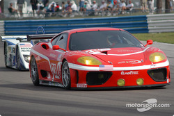 JMB Racing USA / Team Ferrari Ferrari 360 Modena : Augusto Farfus
