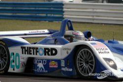 Dyson Racing Team Lola EX257/AER MG : Chad Block, Chris Dyson, Didier De Radigues