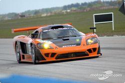 #83 Graham Nash Motorsport Saleen S7R: Thomas Erdos, Pedro Chavez