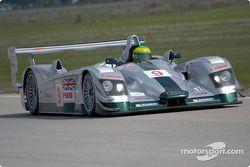#9 AudiSport UK Audi R8: Jonny Kane, Perry McCarthy, Mika Salo
