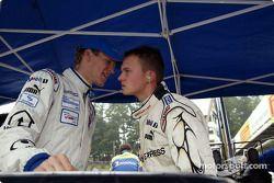 Jorg Bergmeister and Marc Lieb
