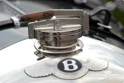 4 1/2 Bentley Blower on display
