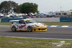 Alex Job Racing Porsche 911 GT3 RS : Timo Bernhard, Jorg Bergmeister